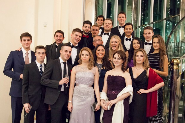 IUM Christmas Ball 2013