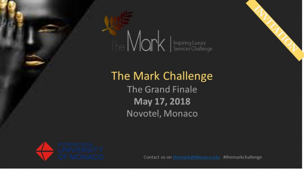 DEADLINE EXTENDED FOR THE MARK CHALLENGE!
