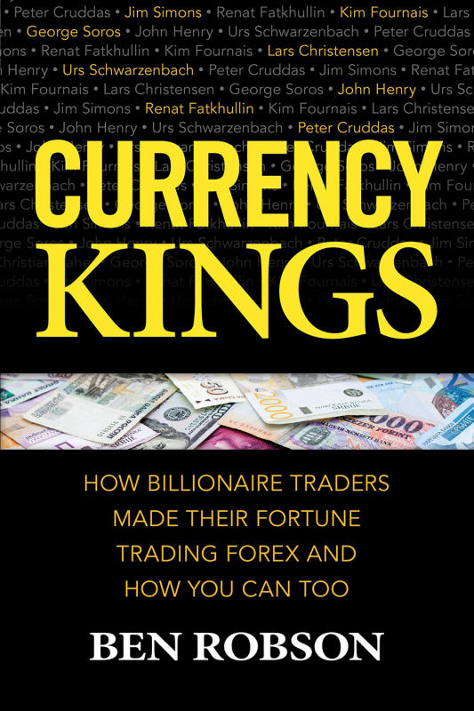 """Currency Kings"" about George Soros's infamous trade"