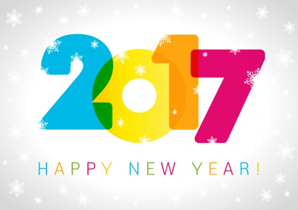 Best wishes for a happy, stimulating, and healthy 2017!