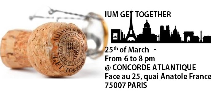 Paris Alumni Get Together