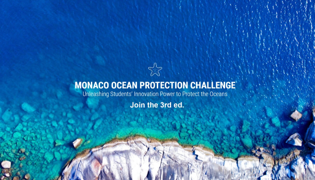 Monaco Ocean Protection Challenge 2020 - Registration are open!