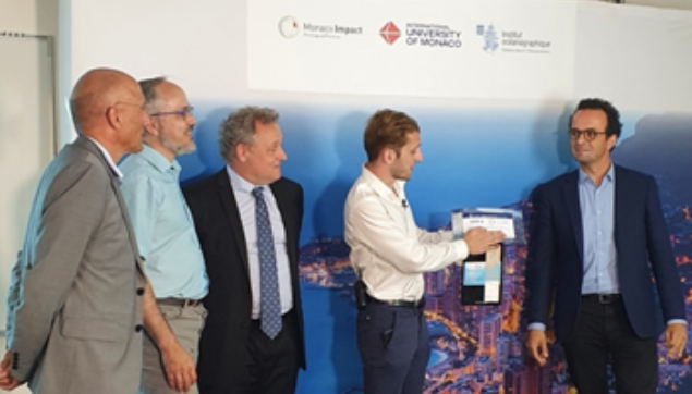Monaco Ocean Protection Challenge - Grand Finale Winners 2020